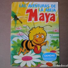 Sammeln Sammelalbum - Las aventuras de la abeja Maya. Álbum completo. Danone. - 90105124