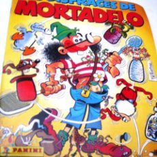 Coleccionismo Álbum: LOS DISFRACES DE MORTADELO. Lote 90194880