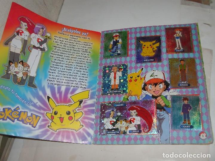 Coleccionismo Álbum: ALBUM POKÉMON - COMPLETO - Foto 2 - 90927040