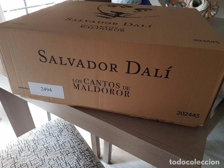 Coleccionismo Álbum: Salvador Dalí - Los Cantos de Maldonor - Foto 2 - 90957525