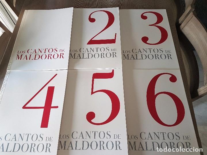 Coleccionismo Álbum: Salvador Dalí - Los Cantos de Maldonor - Foto 5 - 90957525