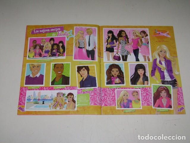 Coleccionismo Álbum: Album Barbie - Editorial Navarrete 2012 - 100%completo - Foto 4 - 91585755