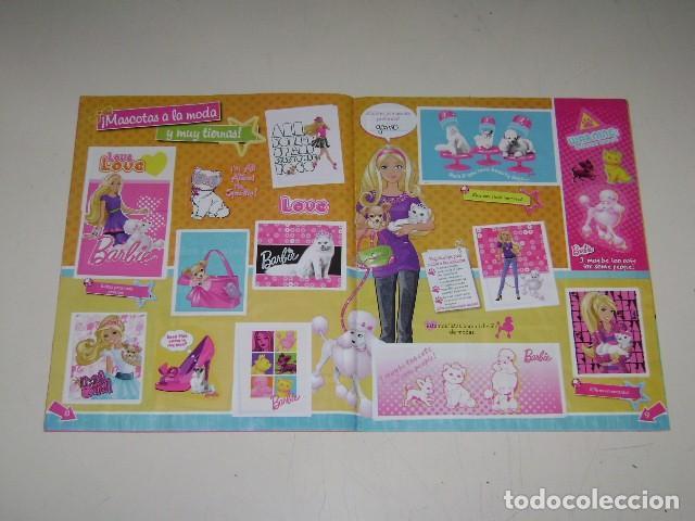 Coleccionismo Álbum: Album Barbie - Editorial Navarrete 2012 - 100%completo - Foto 5 - 91585755