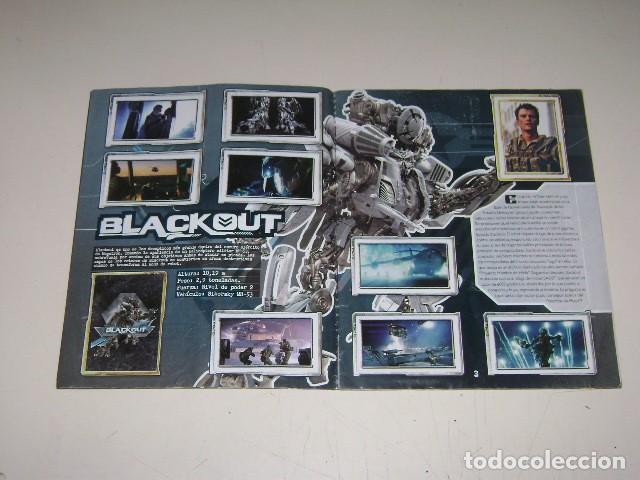 Coleccionismo Álbum: Album TransFormers - Editorial Navarrete 2007 - 100% Completo - Foto 2 - 91592450