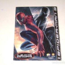 Coleccionismo Álbum - Album Spiderman 3 - Editorial Salo 2007 - 100% Completo - 92119720