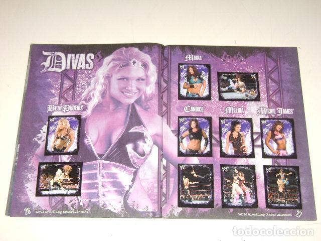 Coleccionismo Álbum: Album W Rivals - Editorial Navarrete 2009 - 100% Completo - Foto 5 - 92122900