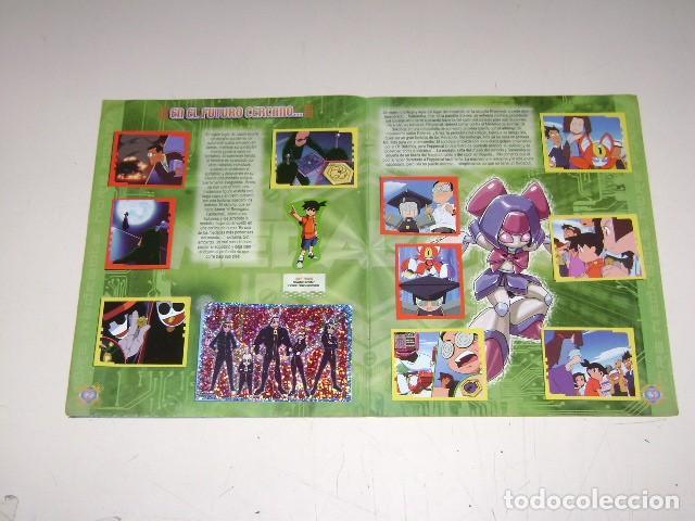 Coleccionismo Álbum: Album Medabots - Editorial Navarrete 1999 - 100% Completo - Foto 3 - 92165870