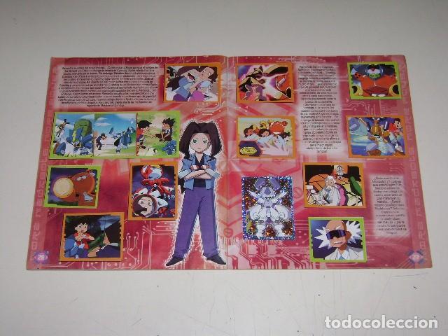 Coleccionismo Álbum: Album Medabots - Editorial Navarrete 1999 - 100% Completo - Foto 7 - 92165870