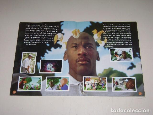 Coleccionismo Álbum  Album Bugs Bunny Y Michael Jordan in Space Jam - 100%  Completo cf733f9bb308