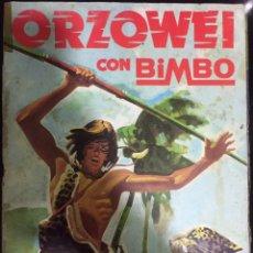 Coleccionismo Álbum: ALBUM COMPLETO ORZOWEI BIMBO. Lote 93052247