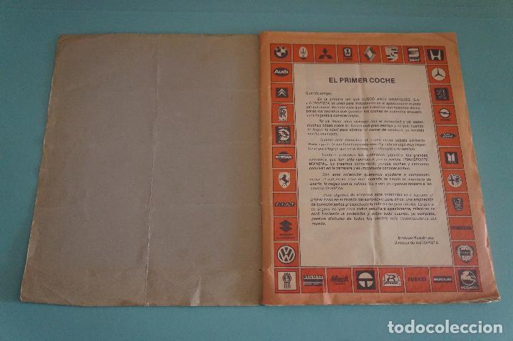 Coleccionismo Álbum: ÁLBUM COMPLETO DE COCHES AÑO 1990 DE CUSCÓ - Foto 2 - 93204825