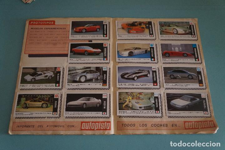 Coleccionismo Álbum: ÁLBUM COMPLETO DE COCHES AÑO 1990 DE CUSCÓ - Foto 15 - 93204825