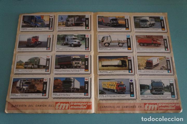 Coleccionismo Álbum: ÁLBUM COMPLETO DE COCHES AÑO 1990 DE CUSCÓ - Foto 16 - 93204825