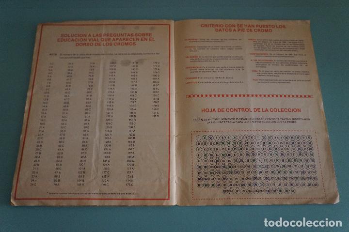 Coleccionismo Álbum: ÁLBUM COMPLETO DE COCHES AÑO 1990 DE CUSCÓ - Foto 17 - 93204825