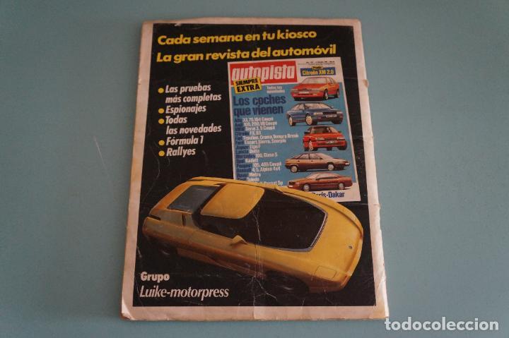 Coleccionismo Álbum: ÁLBUM COMPLETO DE COCHES AÑO 1990 DE CUSCÓ - Foto 18 - 93204825