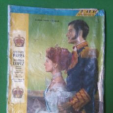 Coleccionismo Álbum: ALBUM CROMOS COMPLETO VICENTE PARRA PAQUITA RICO ¿DONDE VAS TRISTE DE TI? ED. FHER PLASTIFICADO. Lote 93291345