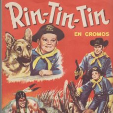 Coleccionismo Álbum: RIN - TIN - TIN EN CROMOS. FHER 1962. ALBUM COMPLETO 228 CROMOS.. Lote 93387285