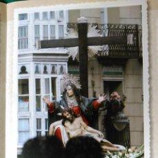 Coleccionismo Álbum: ALBUM DE LA SEMANA SANTA DE VALLADOLID PASO A PASO - EXCELENTE - COMPLETO - VER FOTOGRAFIAS . Lote 122919432