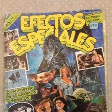 Coleccionismo Álbum: EFECTOS ESPECIALES ALBUM COMPLETO FALTA POSTER CENTRAL EDITORIAL ASTON. Lote 94829027