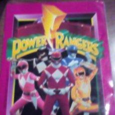Coleccionismo Álbum: POWER RANGERS COMPLETO 198 CROMOS. EDICIONES ESTE 1994.. Lote 95226699