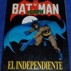 Coleccionismo Álbum: BATMAN - EL INDEPENDIENTE ¡COMPLETO!. Lote 95321947