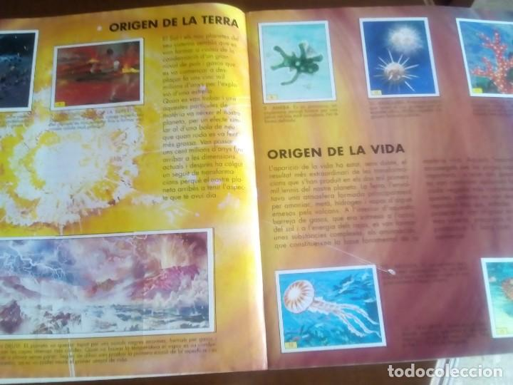 Coleccionismo Álbum: DINOSAURS. DE PANINI.COLECCION DE 180 CROMOS COMPLETO. - Foto 3 - 95461659