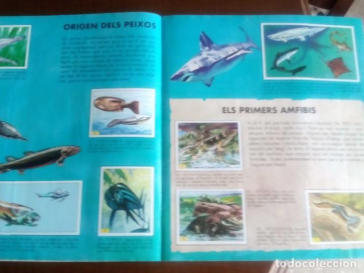 Coleccionismo Álbum: DINOSAURS. DE PANINI.COLECCION DE 180 CROMOS COMPLETO. - Foto 5 - 95461659