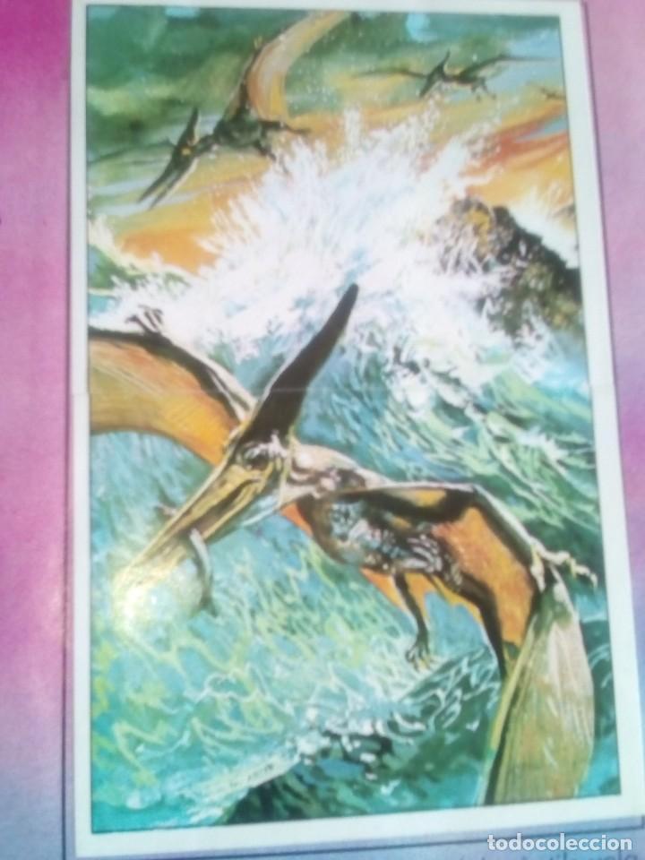 Coleccionismo Álbum: DINOSAURS. DE PANINI.COLECCION DE 180 CROMOS COMPLETO. - Foto 7 - 95461659