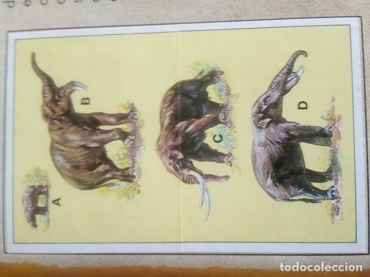 Coleccionismo Álbum: DINOSAURS. DE PANINI.COLECCION DE 180 CROMOS COMPLETO. - Foto 11 - 95461659