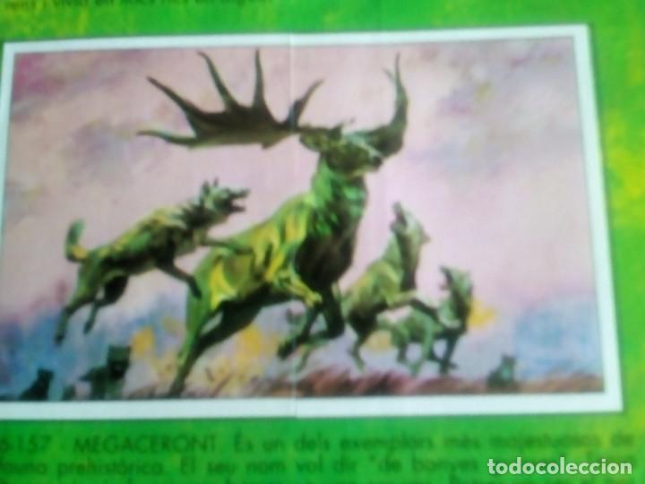 Coleccionismo Álbum: DINOSAURS. DE PANINI.COLECCION DE 180 CROMOS COMPLETO. - Foto 15 - 95461659