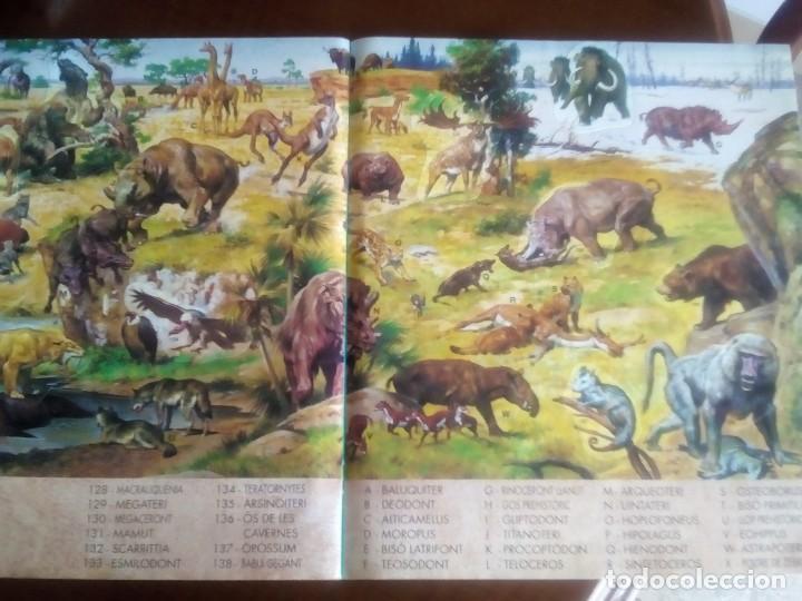 Coleccionismo Álbum: DINOSAURS. DE PANINI.COLECCION DE 180 CROMOS COMPLETO. - Foto 19 - 95461659
