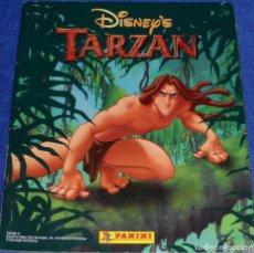 Coleccionismo Álbum: TARZAN - WALT DISNEY - PANINI ¡COMPLETO!. Lote 95569811