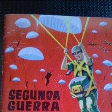 Coleccionismo Álbum: ALBUM SEGUNDA GUERRA MUNDIAL - CHOCOLATES TORRAS 1958 (A-01). Lote 93791315
