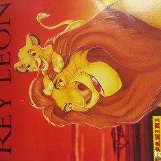 Coleccionismo Álbum: ALBUM REY LEON. Lote 97428539
