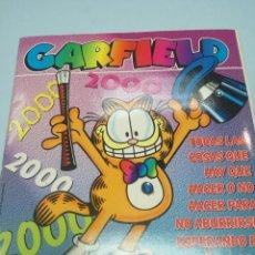 Coleccionismo Álbum: GARFIELD 2000 ÁLBUM DE CROMOS COMPLETO PANINI. Lote 97606111