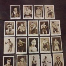 Coleccionismo Álbum: ASES DE BOXEO EN ESPAÑA. Lote 98542983