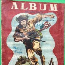 Coleccionismo Álbum: ÁLBUM HAZAÑAS BÉLICAS - HISTORIA DE LA SEGUNDA GUERRA MUNDIAL (SEGUNDA PARTE) - TORAY- AÑO 1958. Lote 98578435