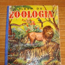 Collectionnisme Album: (TC-13) ALBUM DE ZOOLOGIA BRUGUERA COMPLETO. Lote 98730183