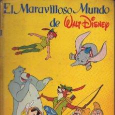 Sammeln Sammelalbum - ALBUM DE CROMOS EL MARAVILLOSO MUNDO DE WALT DISNEY AÑO 1985 COMPLETO 420 CROMOS - 99523207