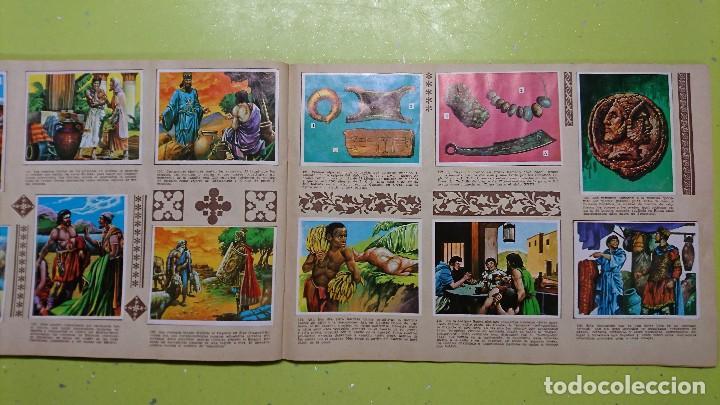 Coleccionismo Álbum: CROMHISTORIA, ÁLBUM MAGA, COMPLETO - Foto 4 - 99724211