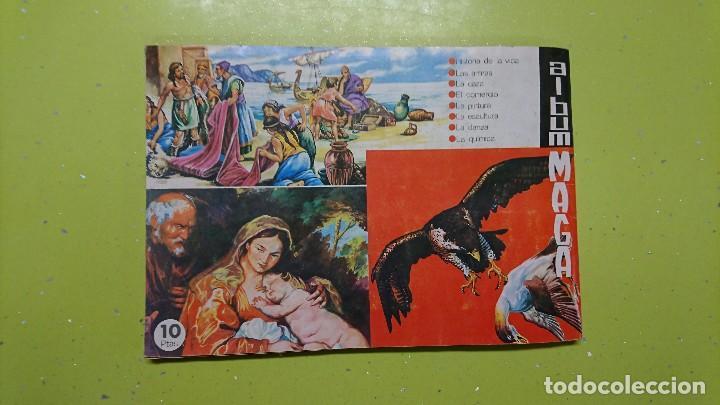Coleccionismo Álbum: CROMHISTORIA, ÁLBUM MAGA, COMPLETO - Foto 6 - 99724211