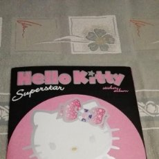 Coleccionismo Álbum: ALBUM CROMOS HELLO KITTY SUPERSTAR. EDITORIAL PANINI. COMPLETO. Lote 100553547