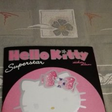 Coleccionismo Álbum: ALBUM CROMOS HELLO KITTY SUPERSTAR. EDITORIAL PANINI. COMPLETO. Lote 100553591