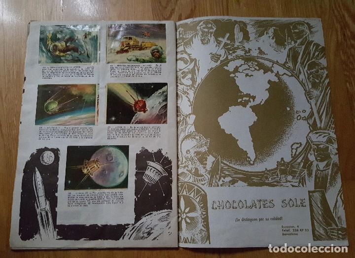 Coleccionismo Álbum: ALBUM GRANDES CONQUISTADORES CHOCOLATES SOLE. COMPLETO - Foto 5 - 100575951