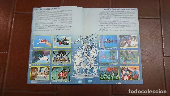 Coleccionismo Álbum: ÁLBUM COMPLETO LA BATALLA DE LOS PLANETAS, DANONE - Foto 4 - 100753183