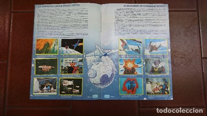 Coleccionismo Álbum: ÁLBUM COMPLETO LA BATALLA DE LOS PLANETAS, DANONE - Foto 5 - 100753183