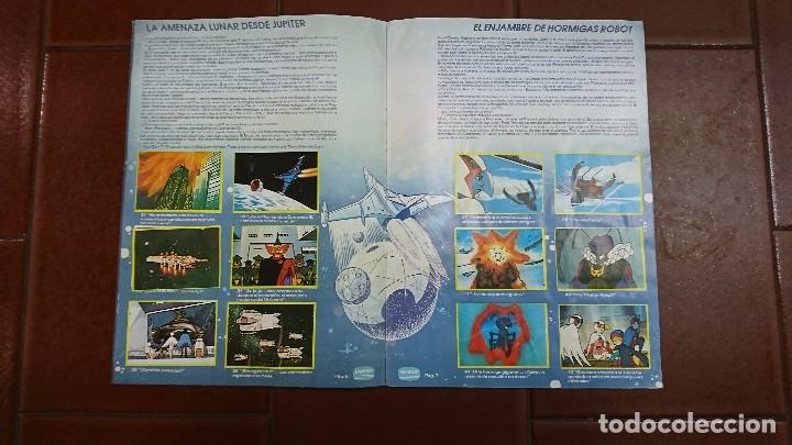 Coleccionismo Álbum: ÁLBUM COMPLETO LA BATALLA DE LOS PLANETAS, DANONE - Foto 6 - 100753183