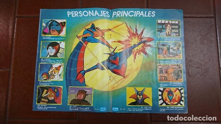 Coleccionismo Álbum: ÁLBUM COMPLETO LA BATALLA DE LOS PLANETAS, DANONE - Foto 7 - 100753183