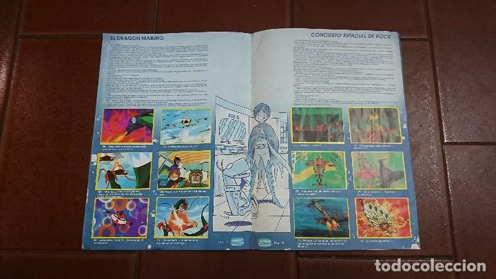 Coleccionismo Álbum: ÁLBUM COMPLETO LA BATALLA DE LOS PLANETAS, DANONE - Foto 9 - 100753183