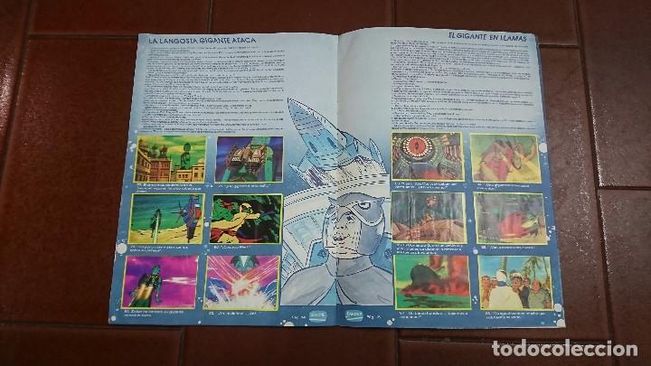 Coleccionismo Álbum: ÁLBUM COMPLETO LA BATALLA DE LOS PLANETAS, DANONE - Foto 10 - 100753183